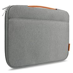 "Inateck 13,3 Zoll Macbook Air/ Pro Retina Sleeve Hülle Ultrabook 33,8-cm-Laptop Tasche Speziell für 13,3"" Apple Macbook Pro Retina und Macbook Air, Dunkelgrau Inateck http://www.amazon.de/dp/B00X97MCTI/ref=cm_sw_r_pi_dp_.OKPwb1FPZ3W6"