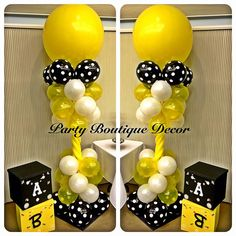Baby shower and prom season is here! Book Party Boutique Decor for your special event needs. We specialize in custom creative balloon decor, savvy sweet tables, and chic full service event decor. Contact (267)-991-0726 to set up your consultation. #events #partytime #prom2017 #babyshower #phillyevents #PartyBoutiqueDecor #evedeso #eventdesignsource - posted by ✨PBD✨ https://www.instagram.com/designsbypartyboutique. See more Baby Shower Designs at http://Evedeso.com