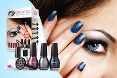 13pc Magnetic Magic Nail Kit