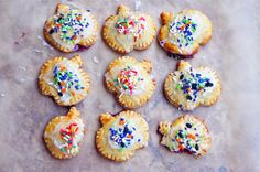 // homemade pop tarts