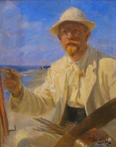 Peder Severin Kroyer | impressionista | 1851-1909