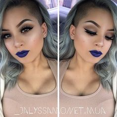 Instagram media anastasiabeverlyhills - Loving the look @_jalyssamonet.mua…