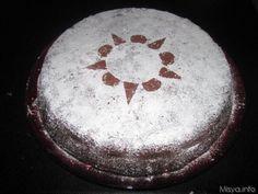 Torta pere e cioccolato, scopri la ricetta: http://www.misya.info/2011/01/31/torta-pere-e-cioccolato.htm