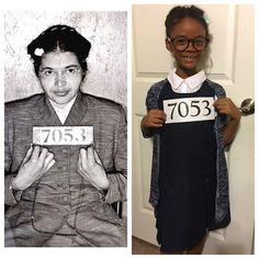 Hero Day Idea Rosa Parks