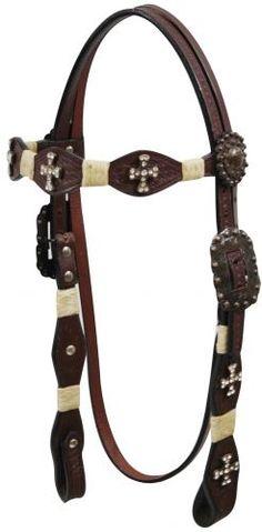Vintage with Crystal Rhinestone Crosses