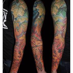 Impressive sleeve by Ormany...