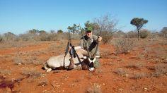 Oryx dry season hunting.