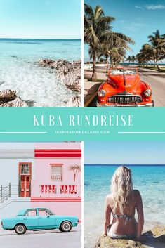 A complete travel guide to Cuba with tips and advice on how to plan your trip where to book your casa particulares and how to save money. Get some insider tips some tips about rental cars and VIAZUL busses as well as information about the best travel Backpacking Europe, Europe Travel Tips, Travel Guides, Travel Destinations, Africa Destinations, Travel Packing, Cienfuegos, Vinales, Slimming World