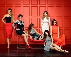 The Kardashians are a great example of a dominating social group with power, wealth and leadership. They have launched several trending products such as hair and beauty as well as clothing lines. Nicole A