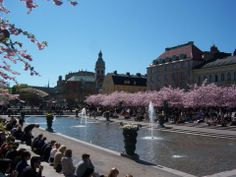 Kungsträdgården, Stockholm.
