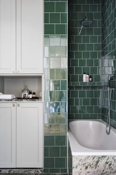 Consider this important pic and also have a look at the here and now info on Tiny Bathroom Renovation Bathroom Inspo, Bathroom Inspiration, Bathroom Interior, Modern Bathroom, Small Bathroom, Master Bathroom, Bathroom Green, Bathroom Ideas, Stil Inspiration