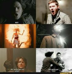 Supernatural / parallels parallels, what do you mean?