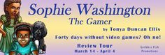 Locks, Hooks and Books: Review Tour: Sophie Washington: The Gamer by Tonya...
