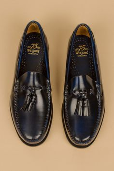 If they had these again ... BASS WEEJUNS EXCLUSIVE LANDROVER TASSEL PENNY LOAFER - MEN - BASS WEEJUNS ($100-200) - Svpply