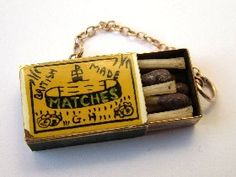 Opening Matchbox Charm