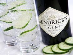 Add some fresh cracked pepper to your Hendrick's Gin and tonic with cucumber for a uniquely refreshing treat!