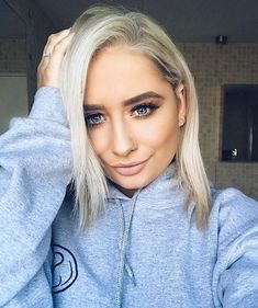 Saffron Barker, Celebs, Celebrities, Face Claims, Cut And Color, Youtubers, Hair, Anna, Icons