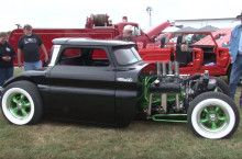"Video: C10 Rat Rod ""Coupe"" Is All Kinds Of Badass"