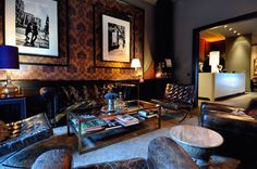 THE GEORGE HOTEL: WHEN LITTLE DETAILS MAKE ALL THE DIFFERENCE
