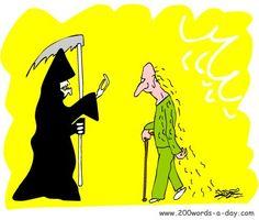 Die- died- died (Morir)
