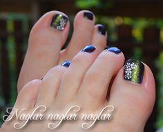 Naglar naglar naglar... - Toenails