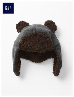 Pro Fleece bear hat