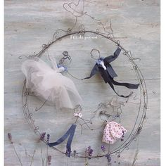 it's wedding day! personalized creations