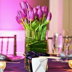 Tulipanes: Flores ideales para bodas en primavera