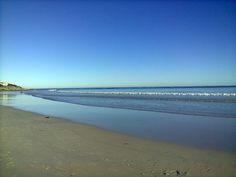 Kommetjie Beach on a Sunday morning