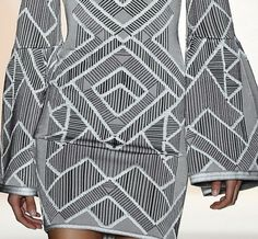 patternprints journal: PRINTS, PATTERNS, TEXTURES, DETAILS FROM NEW YORK CATWALKS (WOMENSWEAR S/S 2016) / 13