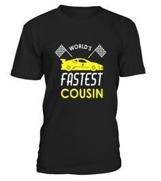 "# World's Fastest Cousin Racecar Shirt, Funny Racing Car Gift .  Special Offer, not available in shops      Comes in a variety of styles and colours      Buy yours now before it is too late!      Secured payment via Visa / Mastercard / Amex / PayPal      How to place an order            Choose the model from the drop-down menu      Click on ""Buy it now""      Choose the size and the quantity      Add your delivery address and bank details      And that's it!      Tags: Whether you're the…"