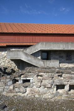 Bispegaard Museum, Hamar - Sverre Fehn