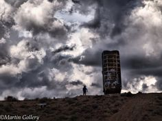 by *MartinGollery on deviantART Nevada Ghost Towns, Willis Tower, Clouds, Deviantart, Travel, Outdoor, Outdoors, Viajes, Destinations