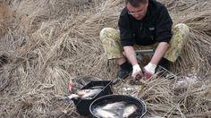 Рыбалка в Волго- Ахтубинской пойме. Fishing on the Volga Akhtube