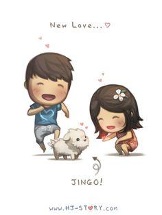 Jingo Jingo! | HJ Story