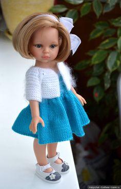 Мэрилилль - имя звонкое, как колокольчик / Paola Reina, Antonio Juan и другие испанские куклы / Бэйбики. Куклы фото. Одежда для кукол