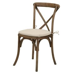 Chairs : Vineyard Crossback