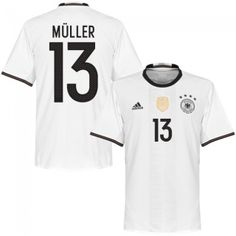7312c5c9e UEFA Euro 2016 Germany Mario Götze Home Soccer Jersey Football Shirt Trikot  Maglia Camiseta De Fútbol. Soccer Avenue · Thomas Muller