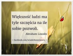 szczęście :)