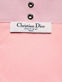 Dior - Photo Jenny van Sommers
