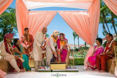 Beautiful Nixon Library Indian Wedding | Rishi and Deepti
