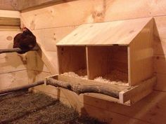 chicken coop perches - Google Search