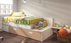 KIBUC, muebles y complementos - Dormitorio juvenil Home at Home