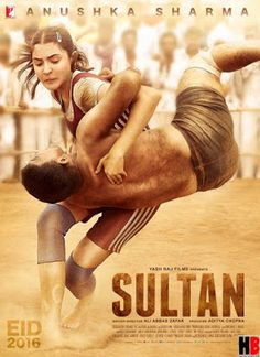 Anushka Sharma's Teriffic First Look From Sultan