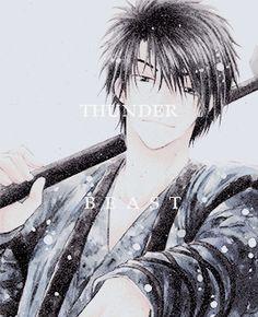 Akatsuki no Yona / Yona of the Dawn anime and manga || Son Hak <3 Thunder…