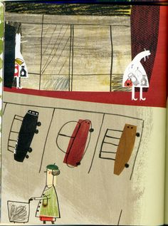 Beautiful illustration by Catarina Sobral