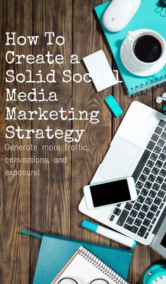 Need a solid social media marketing strategy for your #blog, business, or brand?  Here's how to develop one!