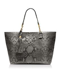 THEA SNAKE LARGE TOTE
