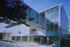Himeji Central Hospital addition