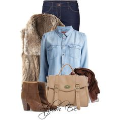 """Alaa."" by stylisheve on Polyvore How to wear ankle boots"